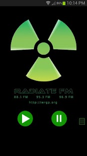 Radiate FM - screenshot thumbnail