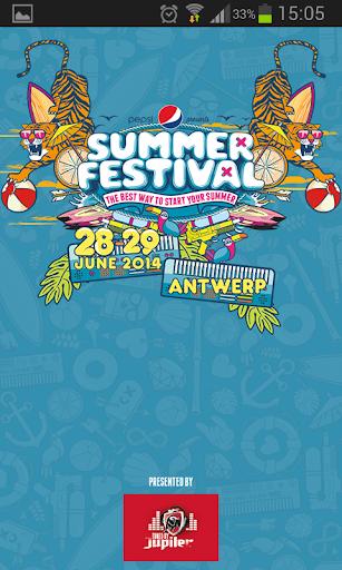 Summerfestival 2014