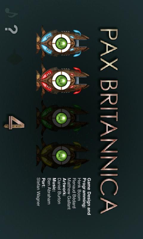 Pax Britannica- screenshot