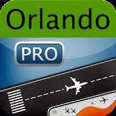 Orlando Airport + Tracker