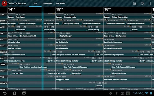 Online TV Recorder - screenshot thumbnail