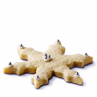 Sugar Cookies with Truvía® Baking Blend.