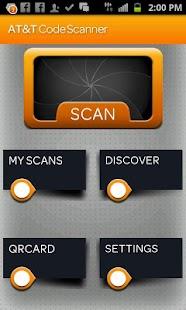 玩免費購物APP|下載AT&T Code Scanner: QR,UPC & DM app不用錢|硬是要APP