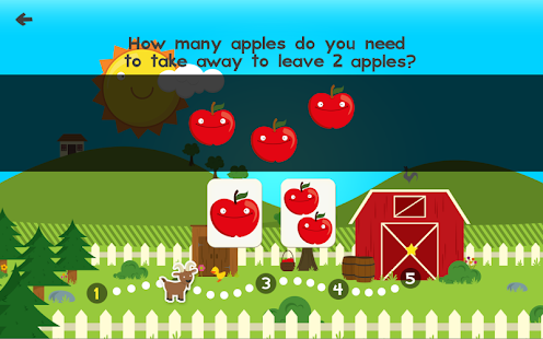 Preschool Math Games for Kids- screenshot thumbnail
