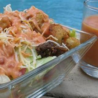 'Secret' Salad Dressing.