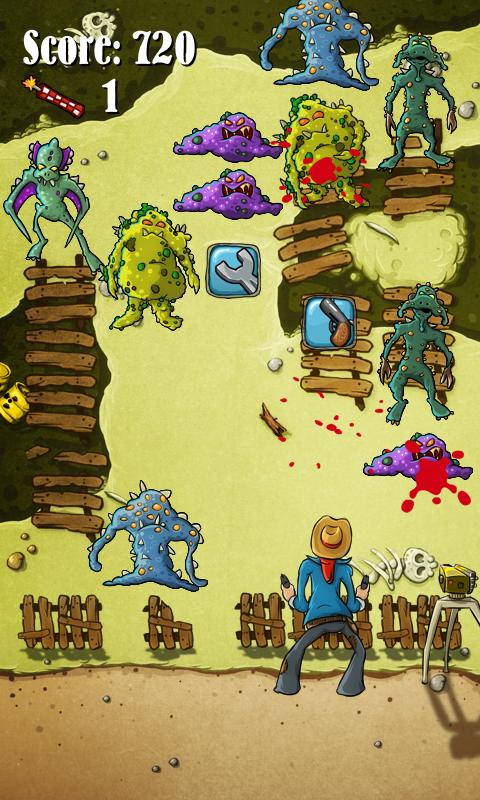 Monsters Death: BoH- screenshot