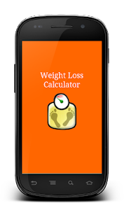 Weight Loss Calculator - screenshot thumbnail