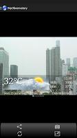 Screenshot of MyObservatory (我的天文台)