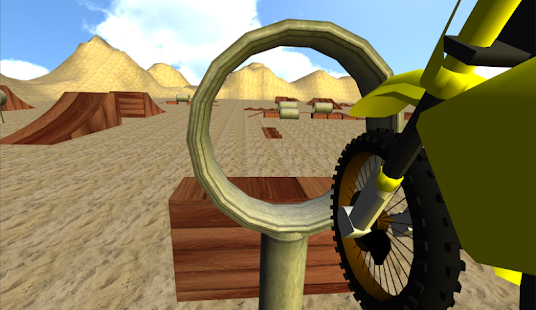 Bike Racing: Motocross 3D- screenshot thumbnail
