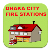 Dhaka City Fire Stations