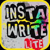 Instawrite Lite