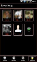 Screenshot of Anastasdroid GoContactsEx Free