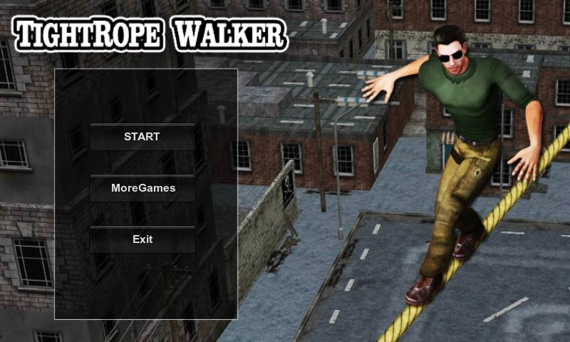 TightRope Walker 3D - screenshot