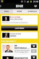Screenshot of BNR