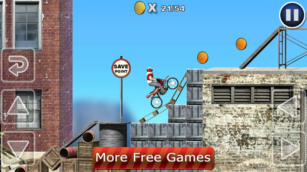 Bike Xtreme Games Bike Extreme Free screenshot