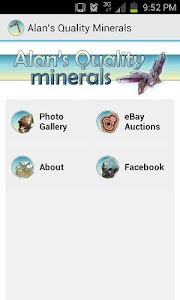 Alan's Quality Minerals screenshot 1