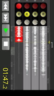 FourTracks Lite Screenshot 1