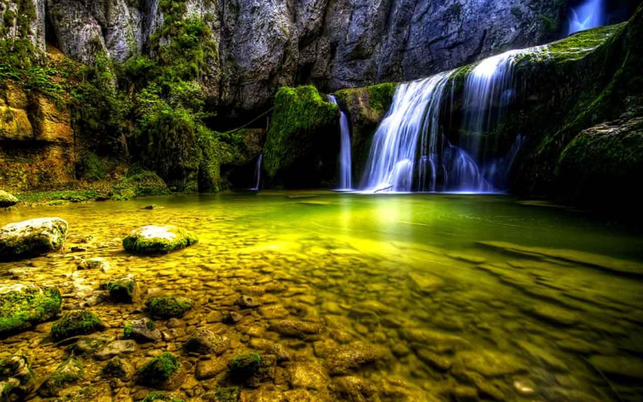 live waterfall wallpaper free download
