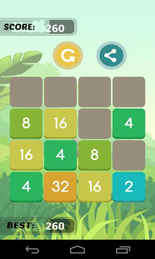 数字游戏 2048