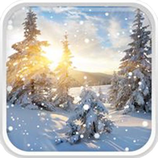 Winter Sunrise Live Wallpaper LOGO-APP點子