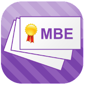 MBE Flashcards