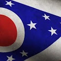 Ohio Flag Live Wallpaper icon
