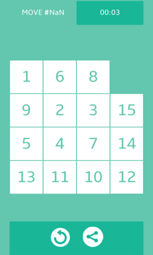 Puzzle Game of 15