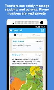 Remind: Free, Safe Messaging - screenshot thumbnail