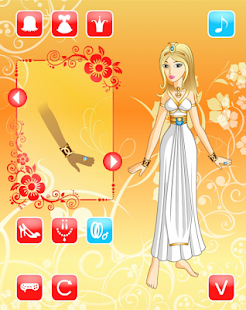 Dressup: Princess Girl