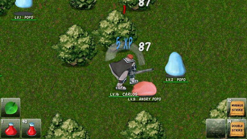 MOD Ragnaroth RPG Unlimited Skill Points - VER. 0.65d Unlimited Gold Ragnaroth RPG - VER. 0.65d