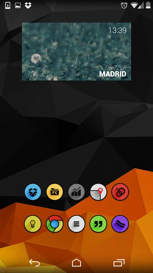 0Weather - Zooper - screenshot