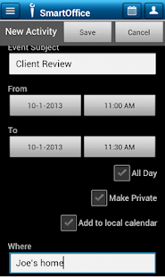 SmartOffice by Ebix- screenshot thumbnail