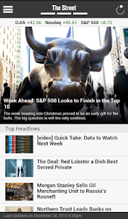 TheStreet: Financial News - screenshot thumbnail