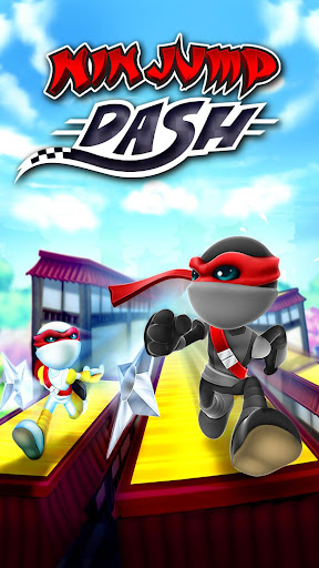 玩賽車遊戲App|NinJump Dash: Multiplayer Race免費|APP試玩