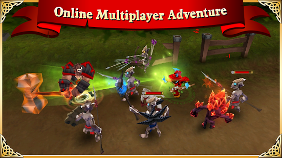Arcane Legends MMO-Action RPG Screenshot 28