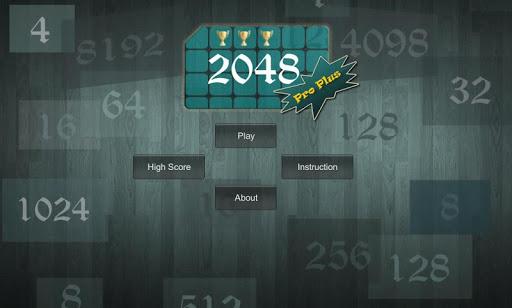 2048 Pro Plus
