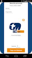 Screenshot of CTM BusFinder