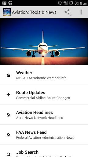 Aviation: Tools News