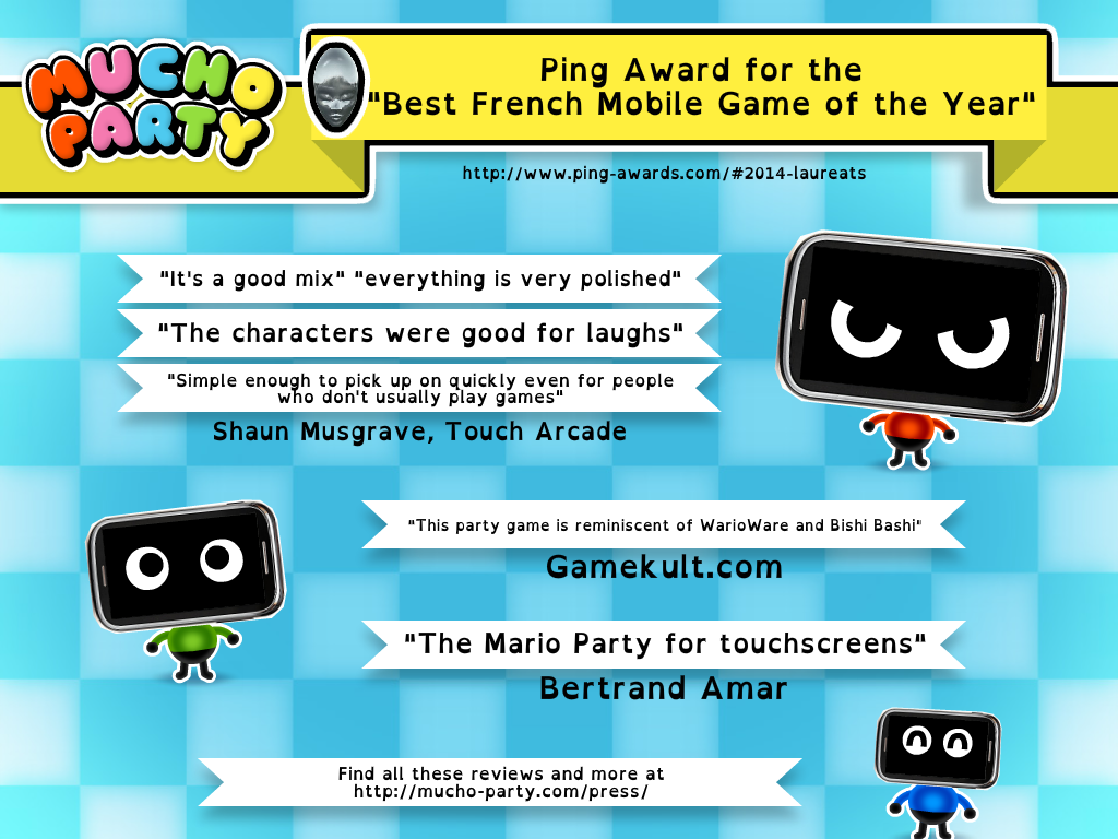 Mucho Party- screenshot