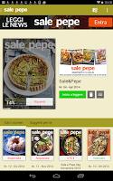 Screenshot of Sale&Pepe