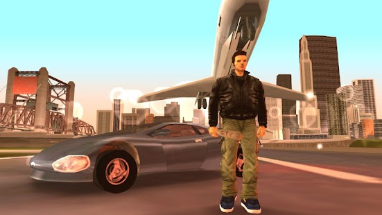 GTA III- screenshot thumbnail