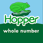 Hopper: whole numbers