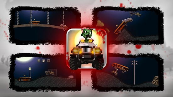 Go Zombie Go - Racing Games- screenshot thumbnail