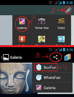 BoxFun for Chats - screenshot thumbnail
