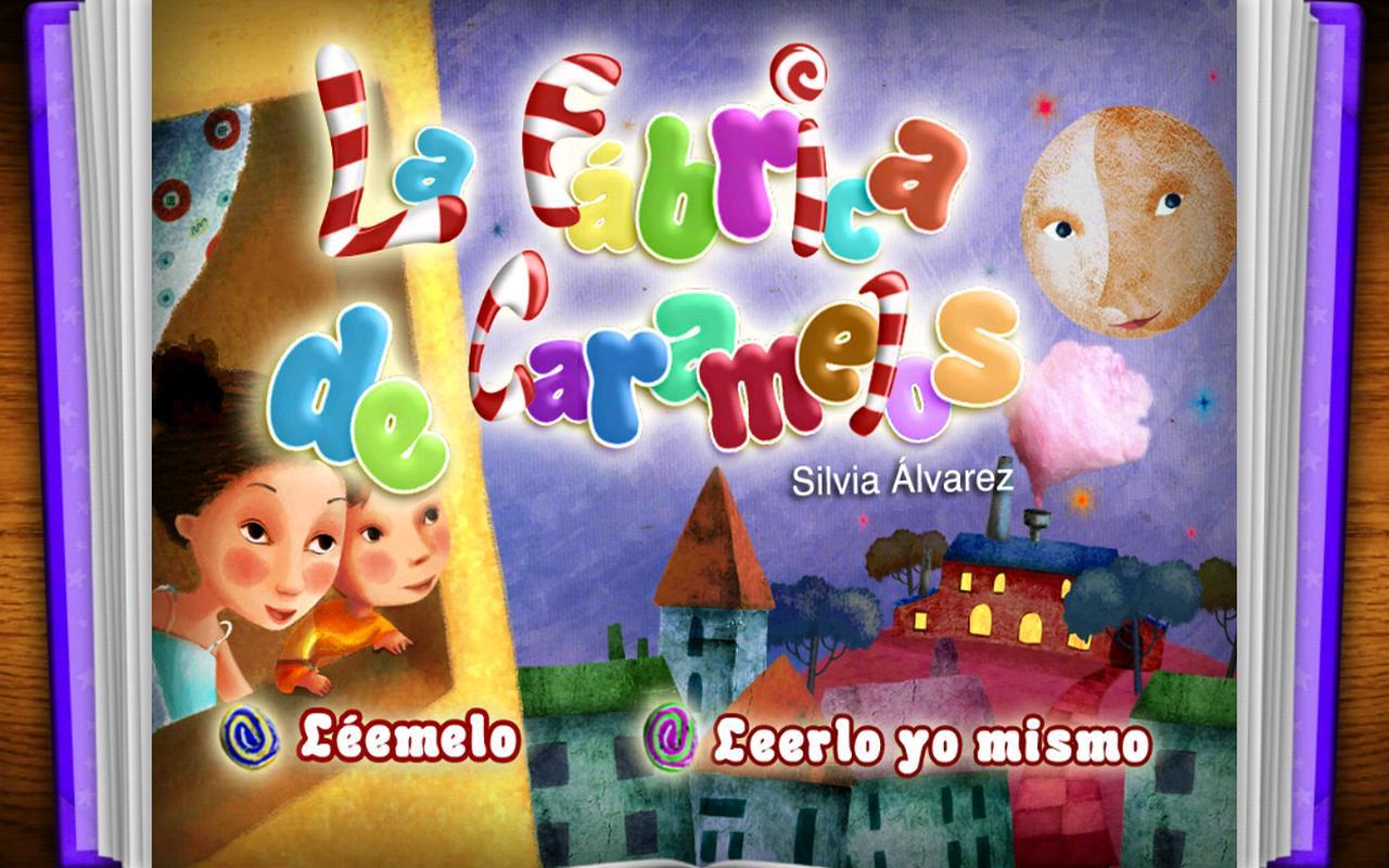 La Fábrica de Caramelos- screenshot