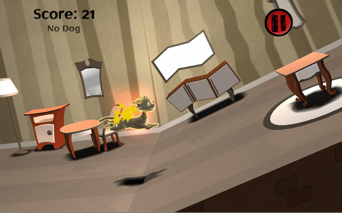 Cat Escape- screenshot