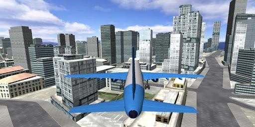3D Flight City