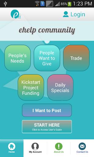 ehelp community