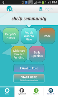 ehelp community- screenshot thumbnail