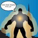 Comic Book Pick List icon